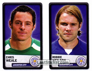 Chris Weale/Robbie Neilson (Leicester City)