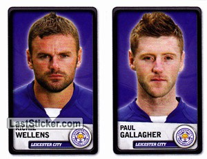 Richie Wellens/Paul Gallagher (Leicester City)