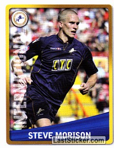 Steve Morison (Internationals Part 2)