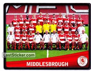 Middlesbrough Team (Middlesbrough)