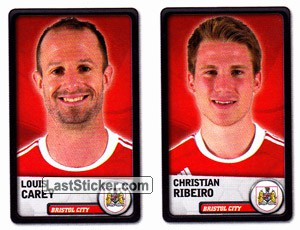 Louis Carey/Christian Ribeiro (Bristol City)