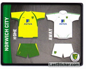 Norwich City Kit (Norwich City)