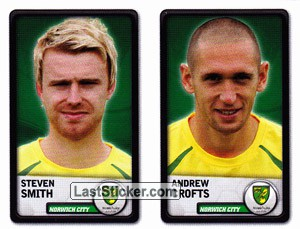 Steven Smith/Andrew Crofts (Norwich City)