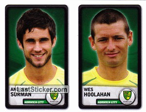 Andrew Surman/Wes Hoolahan (Norwich City)