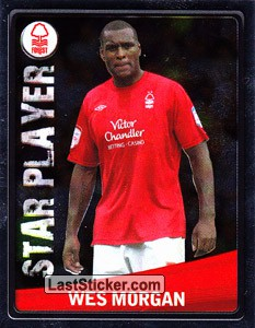 Wes Morgan (Nottingham Forest)