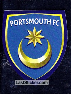 Portsmouth Club Badge (Portsmouth)