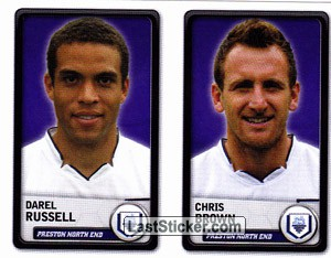 Darel Russell/Chris Brown (Preston North End)