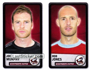 Joe Murphy/Rob Jones (Scunthorpe United)
