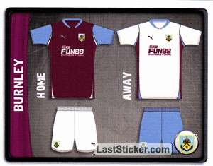 Burnley Kit (Burnley)