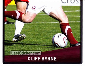 Cliff Byrne (Scunthorpe United)