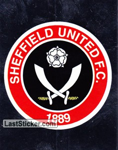 Sheffield United Club Badge (Sheffield United)