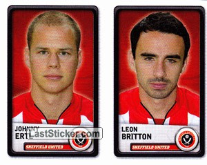 Johnny Ertl/Leon Britton (Sheffield United)