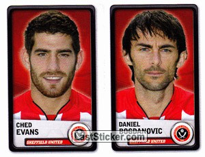 Ched Evans/Daniel Bogdanovic (Sheffield United)