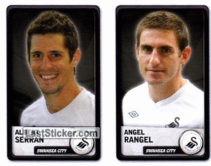 Albert Serran/Angel Rangel (Swansea City)