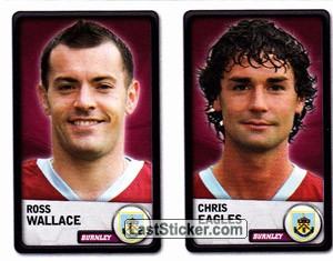 Ross Wallace/Chris Eagles (Burnley)
