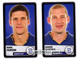Mark Hudson/Gabor Gyepes (Cardiff City)