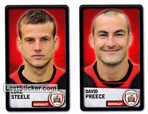Luke Steele/David Preece (Barnsley)