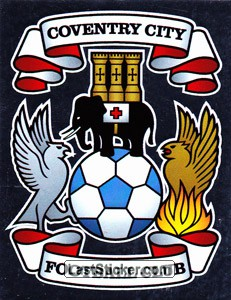 Coventry City Club Badge (Coventry City)