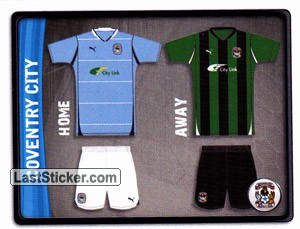 Coventry City Kit (Coventry City)
