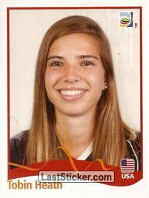 Tobin Heath (USA)