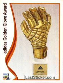 adidas Golden Glove Award (Awards)