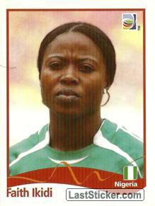 Faith Ikidi (Nigeria)