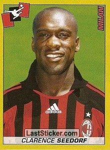 CLARENCE SEEDORF (MIL)