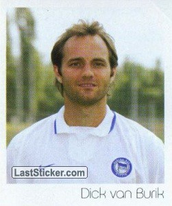 Dick van Burik (Hertha BSC Berlin)