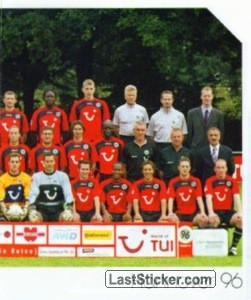 Hannover 96 - Mannschaft (Puzzle) (Hannover 96)