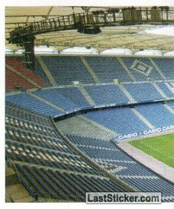 AOL Arena (puzzle) (Hamburger SV)