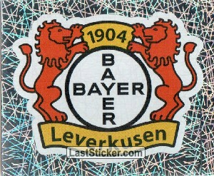 Bayer 04 Leverkusen (badge) (Bayer 04 Leverkusen)