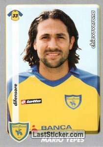 Mario Yepes (Chievo Verona)