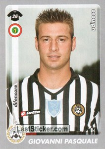 Giovanni Pasguale (Udinese)