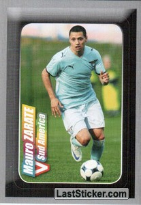 Mauro Zarate (We are the world)