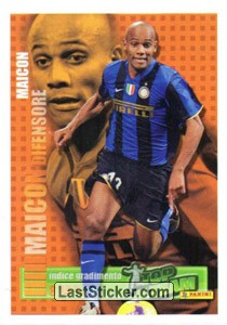 Difensore: Maicon (Top team Panini)