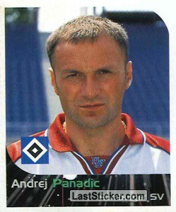 Andrej Panadic (Hamburger Sportverein)