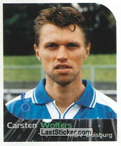 Carsten Wolters (MSV Duisburg)