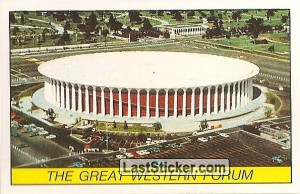 The Great Western Forum (Los Angeles Kings)