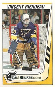 Vincent Riendeau (St. Louis Blues)
