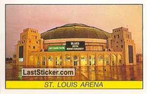 St. Louis Arena (St. Louis Blues)