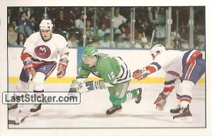 Action moment (Hartford Whalers)