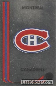 Montreal Canadiens Emblem (Montreal Canadiens)