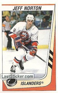 Jeff Norton (New York Islanders)