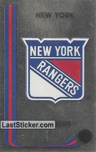 New York Rangers Emblem (New York Rangers)