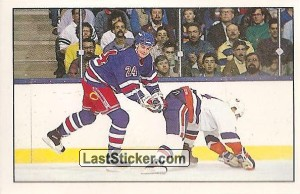 Action moment (New York Rangers)