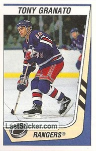 Tony Granato (New York Rangers)