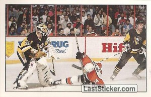 Action moment (Pittsburgh Penguins)