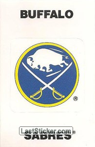 Buffalo Sabres Emblem (NHL Map)