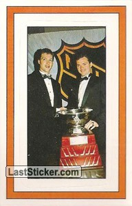 Patrick Roy/Brian Hayward (Award winners)