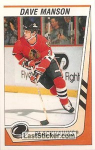 Dave Manson (Chicago Blackhawks)
